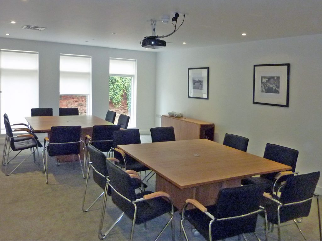 Executive Room Table combination