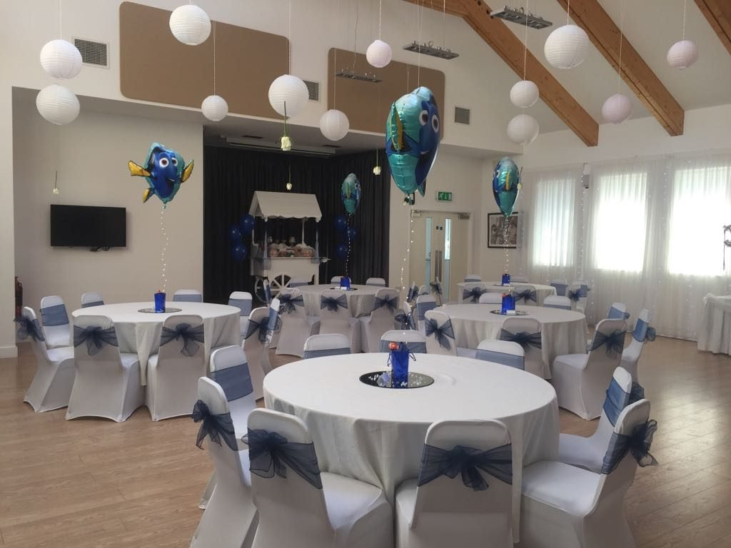 Function Room hosting a Childrens Party